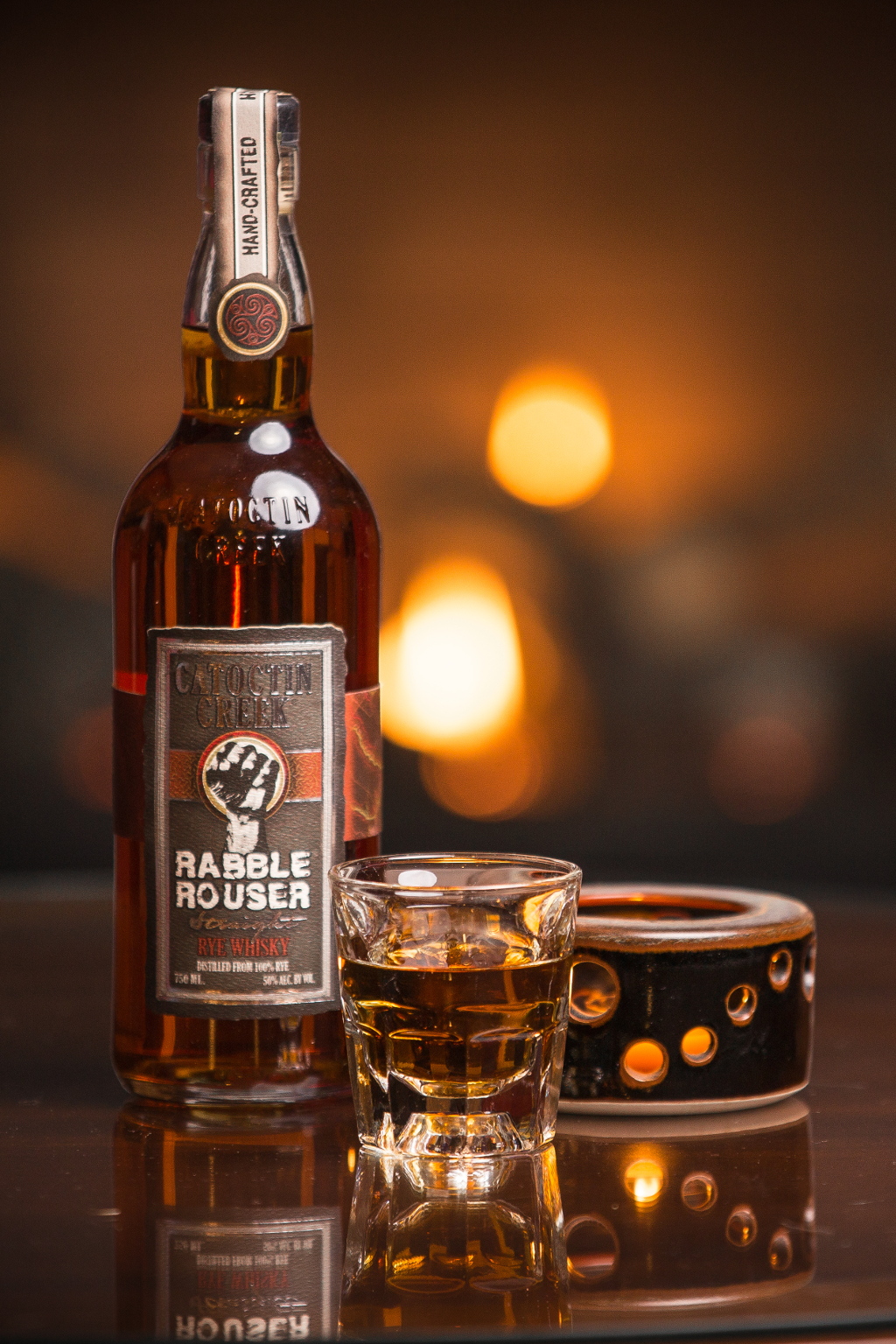 Rabble Rouser Rye Whisky
