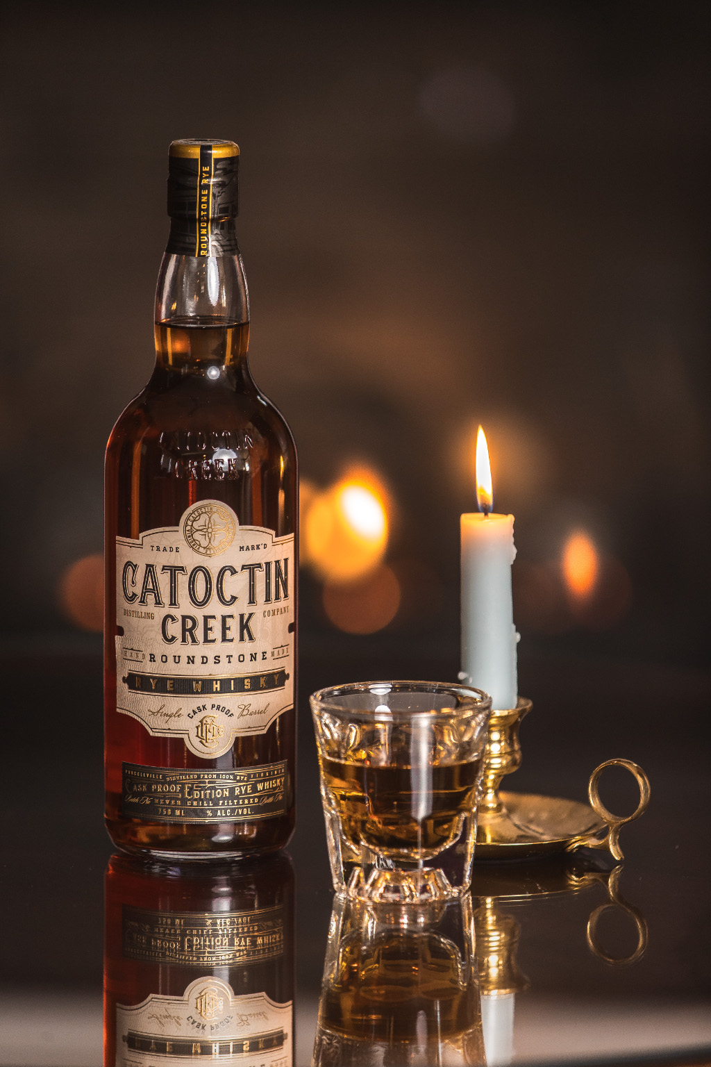 Catoctin Creek Cask Proof