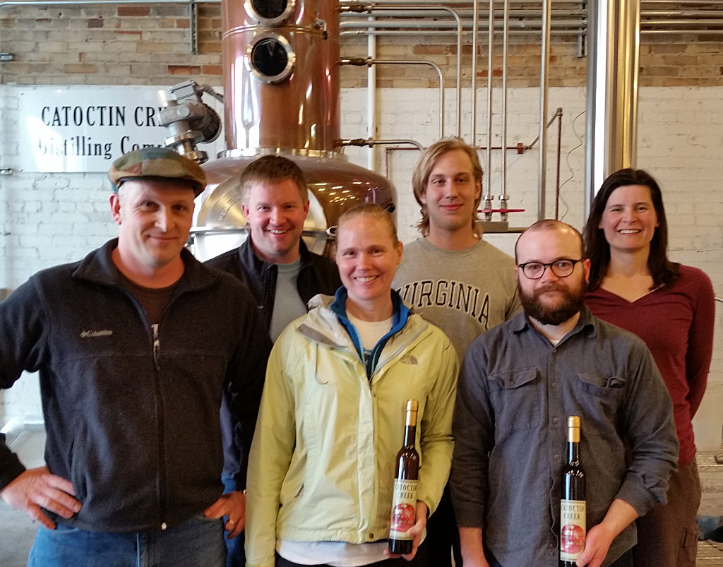 Catoctin Creek and Blue Bee Cidery