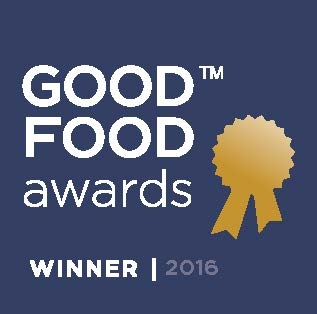 Good Food Awards 2016