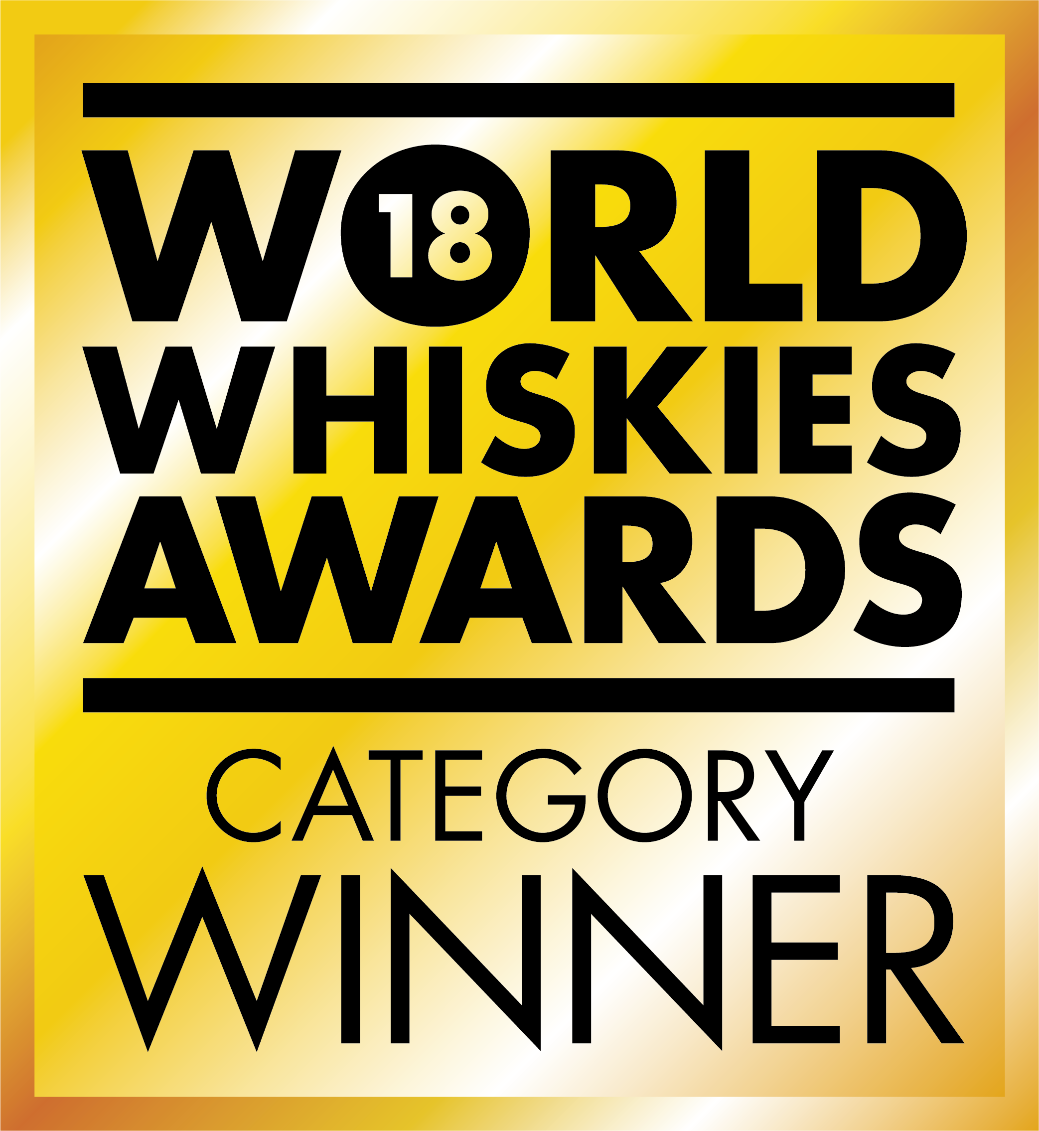 World Whiskies Awards 2018 Category Winner