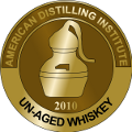 Mosby's Spirit takes bronze medal for unaged whisky at ADI in 2010