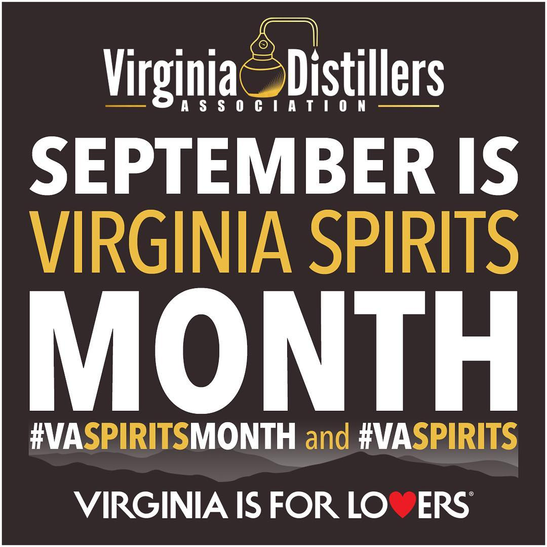 Virginia Spirits Month