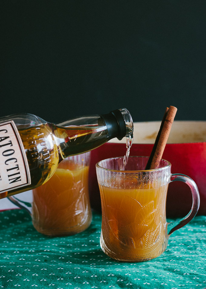 Mulled Cider and Rye